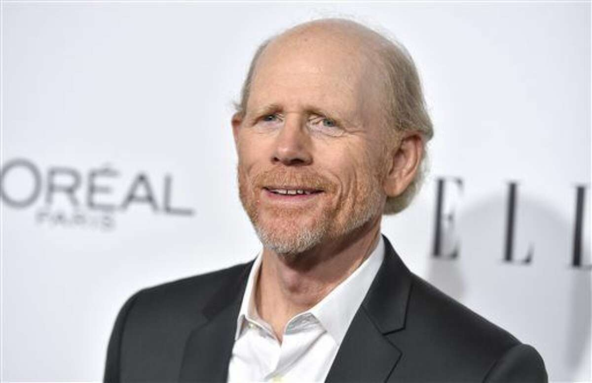 Ron Howard arrives at the 23rd annual ELLE Women in Hollywood Awards at the Four Season Hotel on Monday, Oct. 24, 2016, in Los Angeles. (Photo by Jordan Strauss/Invision/AP)
