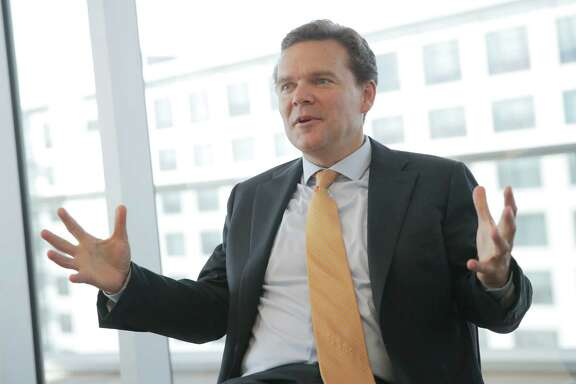 Huntsman CEO Peter Huntsman:   'Global trade, so long as it's done on a fair basis, is not our enemy.'