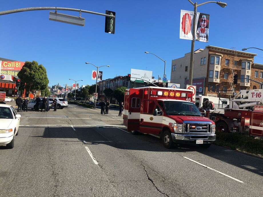 Anthony Lowenstein, 45-years-old, was killed in a four car crash Thursday that injured a total of five people, officials said. Photo: San Francisco Fire Department / / San Francisco Fire Department /