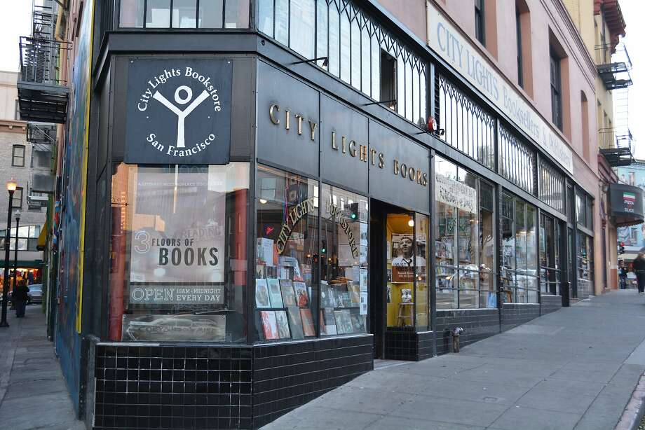 City Lights Bookstore in North Beach. Photo: John McMurtrie / The Chronicle