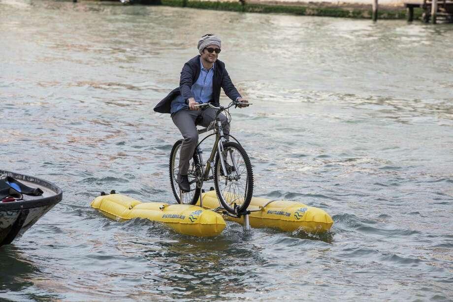 "Gael García Bernal's Rodrigo heads to Venice, Italy, in season three of Amazon's surprise hit ""Mozart in the Jungle."" Photo: Gianluca Pulcini / Gianluca Pulcini / Amazon Studios"