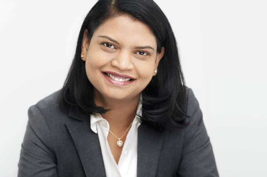 NayakiNayyar has joined BMC as president of digital service management. Photo: BMC / Claire Mcadams Photography