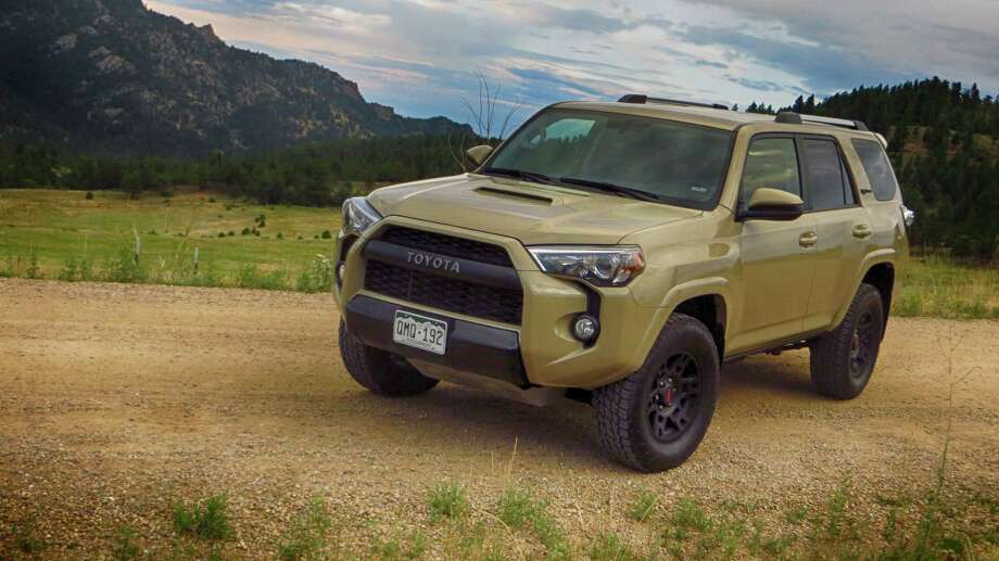 4runner trd pro ready for whatever comes its way san antonio express news. Black Bedroom Furniture Sets. Home Design Ideas