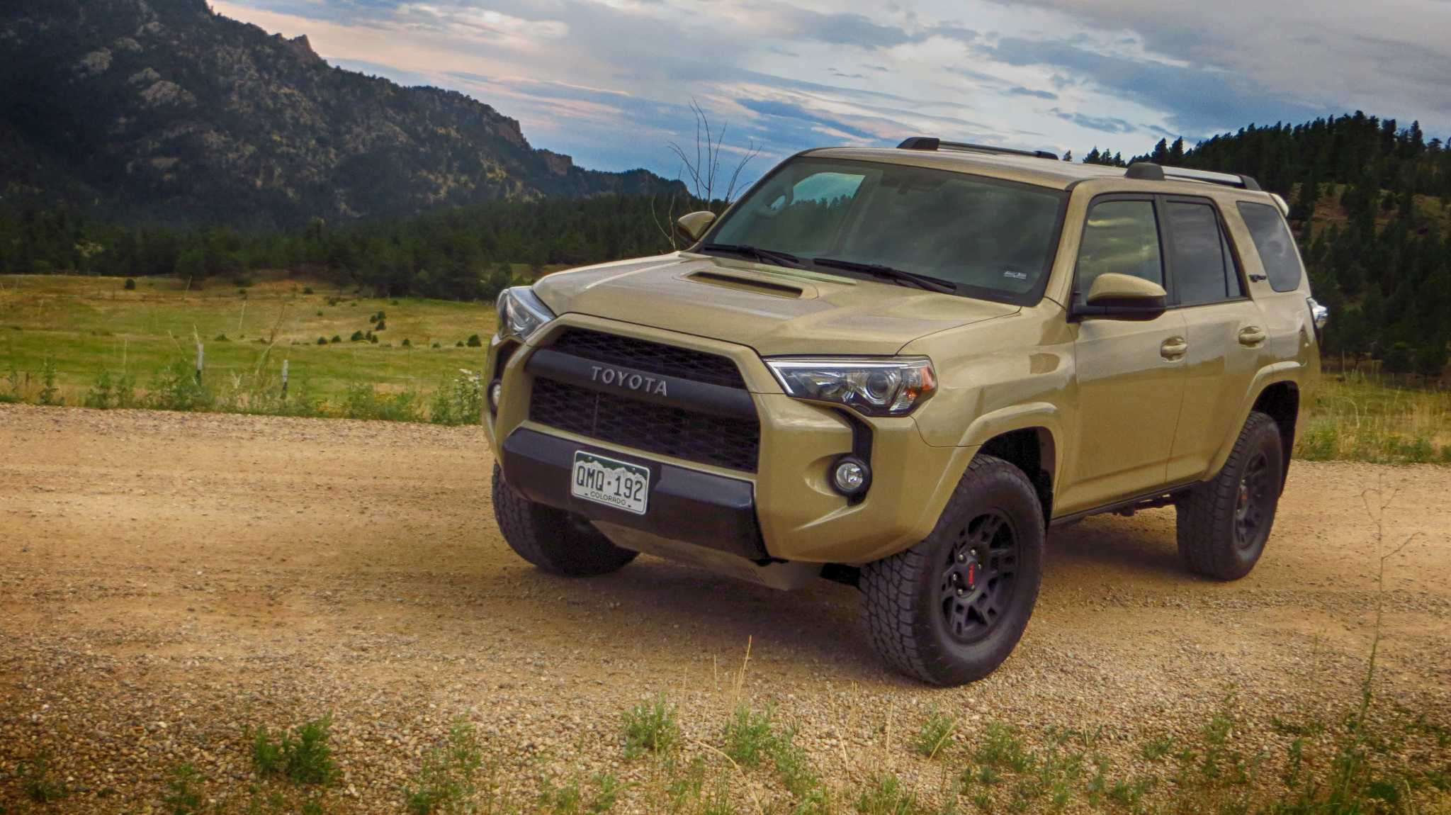 4Runner TRD Pro ready for whatever comes its way