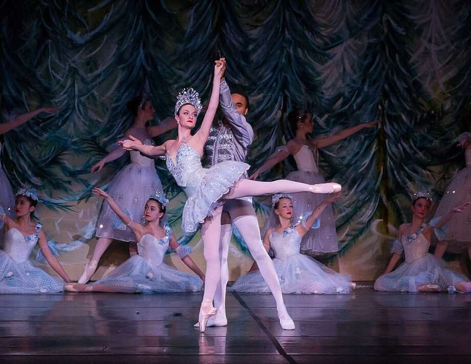 "The New England Ballet Company's 25th anniversary edition of its ""Nutcracker"" will be celebrated Saturday and Sunday, Dec. 10 and 11, at the Klein Memorial Auditorium in Bridgeport. Photo: New England Ballet Company / Contributed Photo"