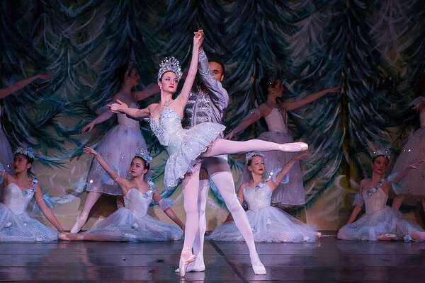 "The New England Ballet Company's 25th anniversary edition of its ""Nutcracker"" will be celebrated Saturday and Sunday, Dec. 10 and 11, at the Klein Memorial Auditorium in Bridgeport."