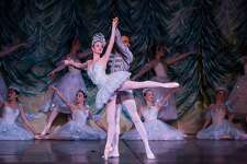 """The New England Ballet Company's 25th anniversary edition of its """"Nutcracker"""" will be celebrated Saturday and Sunday, Dec. 10 and 11, at the Klein Memorial Auditorium in Bridgeport."""