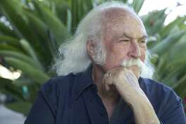 Rock and Roll Hall of Famer David Crosby returns to the Ridgefield Playhouse on Saturday, Dec. 10.