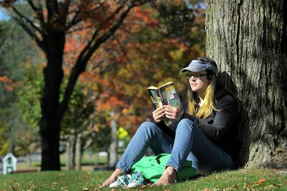 A recent study by a found that reading a book can be more relaxing that listening to music or taking a walk.