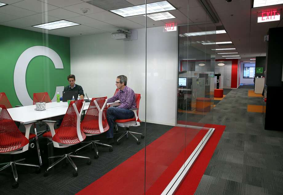 San Francisco's Lending Club is one financial-technology startup that could seek a federal charter under proposed new regulations. Photo: Paul Chinn, The Chronicle
