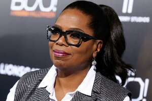 CELEB YOU'D LIKE TO HAVE DINNER WITH: Oprah Winfrey