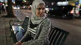 Charges that Donald Trump will institute a registry for Muslims in the United States are fiction. Nonetheless, Muslims such as Enas Almadhwahi, an immigration outreach organizer for the Arab American Association of New York, fear for what comes next for them.