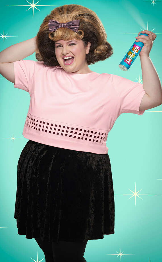 "League City's Maddie Baillio stars as Tracy Turnblad in the star-studded ""Hairspray Live!"" Photo: Virginia Sherwood/NBC"
