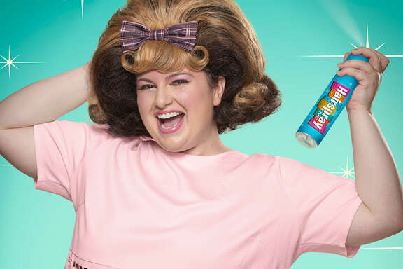 "League City's Maddie Baillio stars as Tracy Turnblad in the star-studded ""Hairspray Live!"""