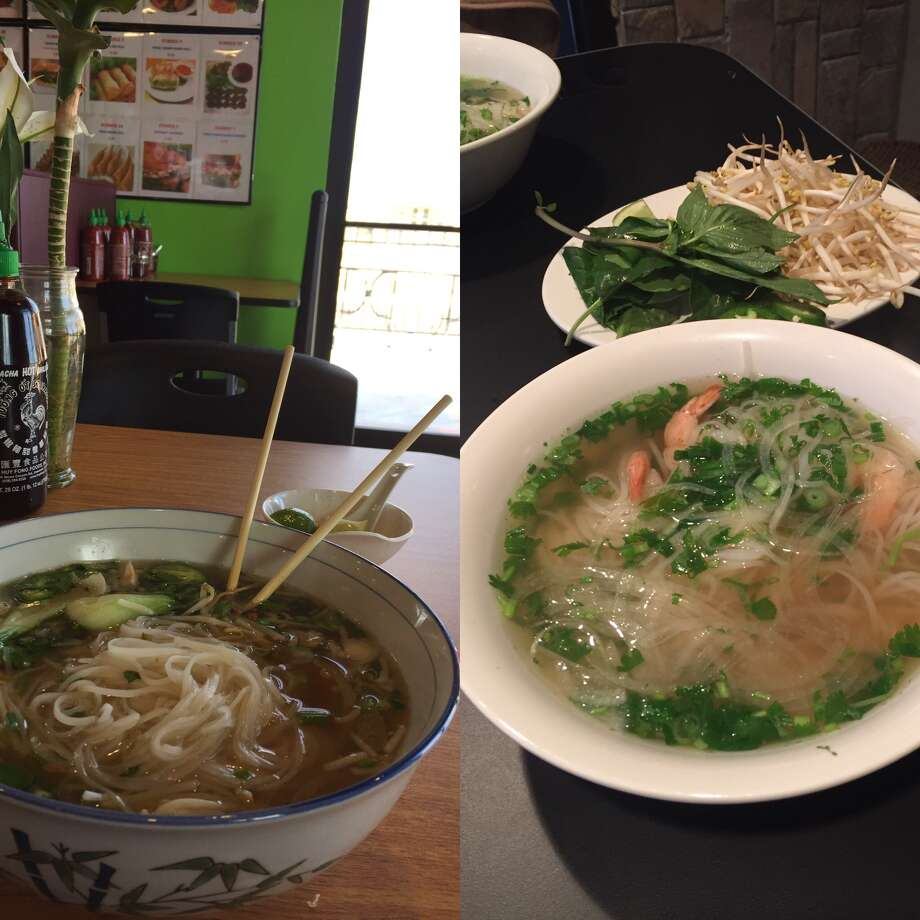 pho street left and i love pho have recently opened in midland - Pho Kitchen