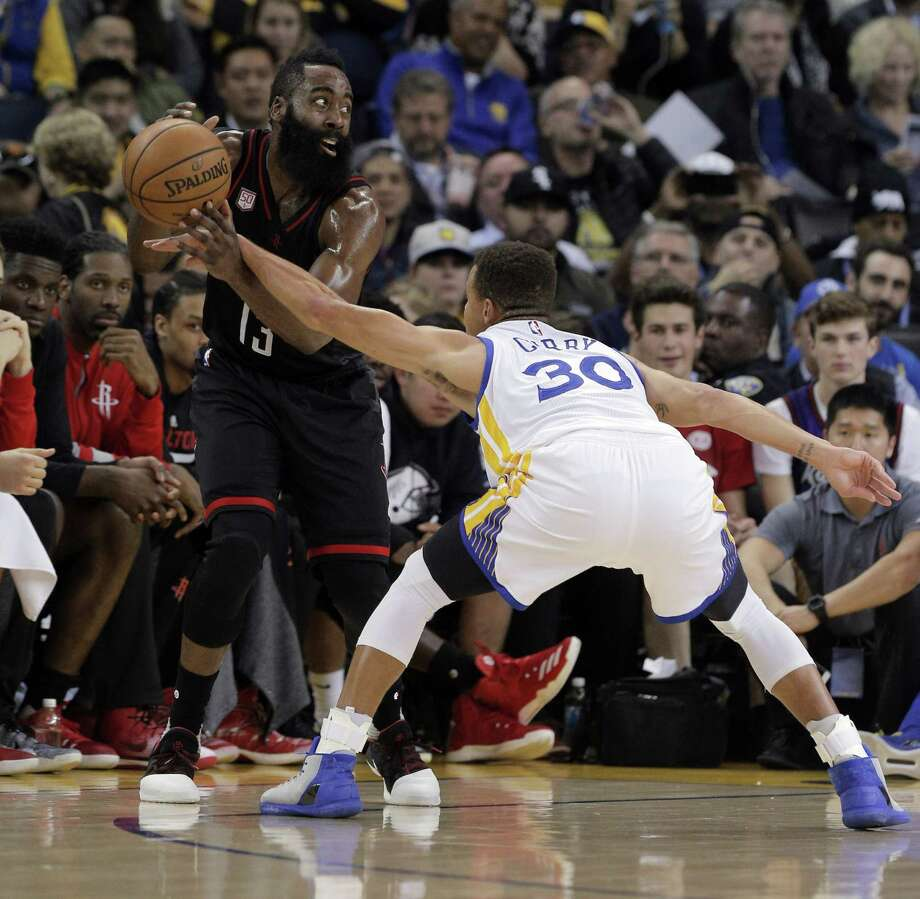 James Harden And Stephen Curry: Rockets Finding Ways To Win Despite Tough Schedule