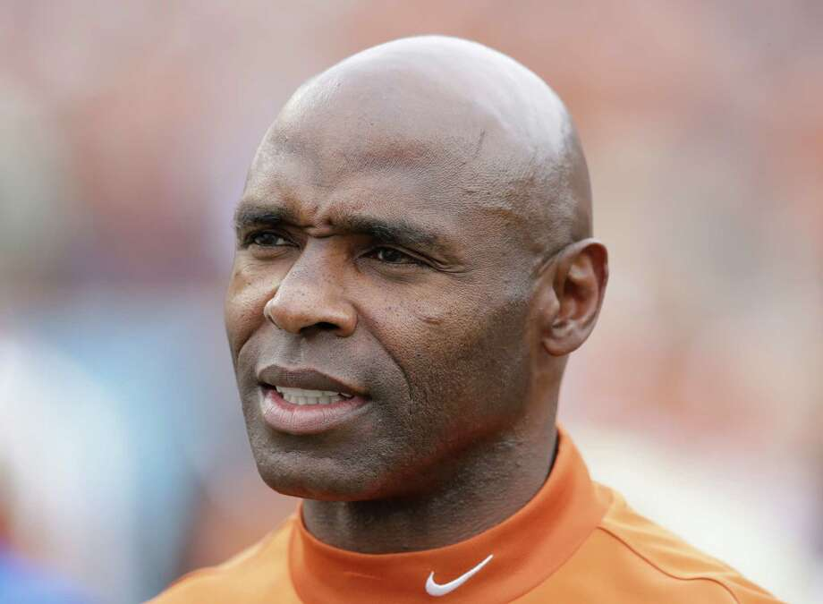 Charlie Strong  (AP Photo/Eric Gay) Photo: Eric Gay, STF / Copyright 2016 The Associated Press. All rights reserved.