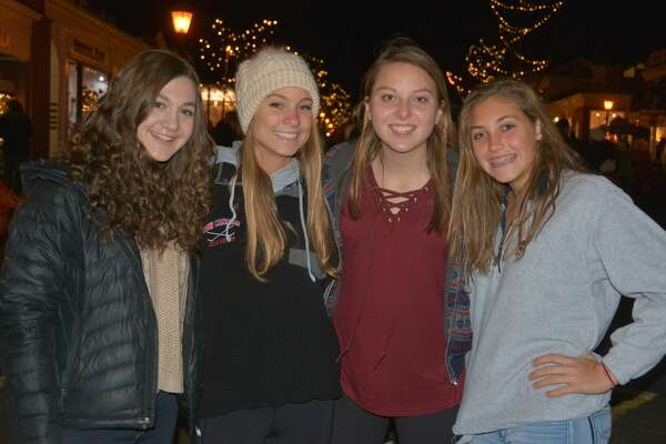The annual New Canaan Holiday Stroll was held on December 2 and 3, 2016. The weekend kicked off Friday with the arrival of Santa, a lighting of the trees, carol singing and live entertainment. Stores stayed open late and offered refreshments. Were you SEEN?
