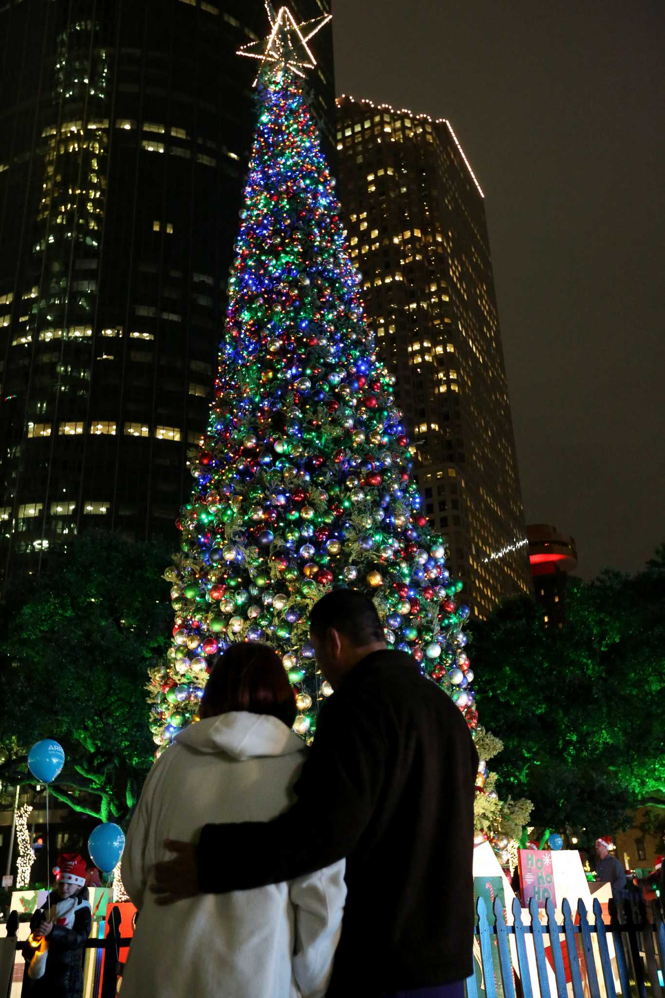 Houstonians can skip the landfill Christmas trees turned to