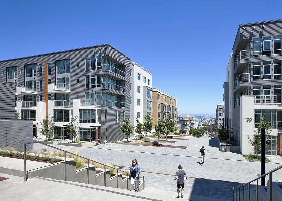 55 Laguna Street Photo: Doug Dun/BAR Architects