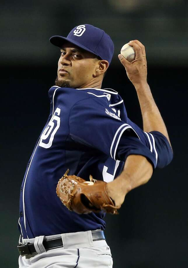 Tyson Ross appeared in one game in 2016 and had surgery for thoracic outlet syndrome. Photo: Christian Petersen, Getty Images