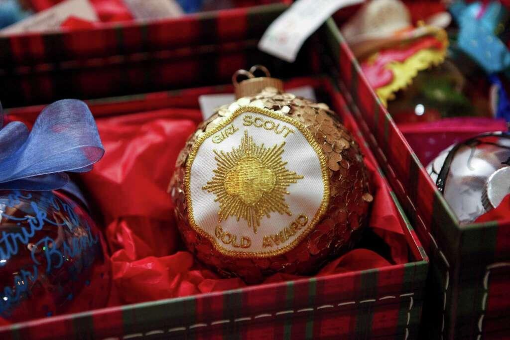 House Christmas tree showcases pride of Texas  San Antonio