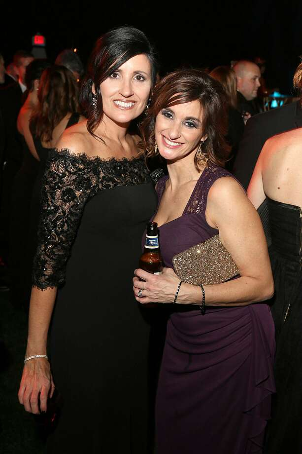 Were you Seen at the 33rd Annual Dancing in the Woods Gala at the Armory at  Sage in Albany on Friday, Dec. 2, 2016? The event raises funds for the Melodies  Center for Childhood Cancer & Blood Disorders at the Bernard & Millie  Duker Children's Hospital at Albany Medical Center. Photo: Joe Putrock/Special To The Times Union