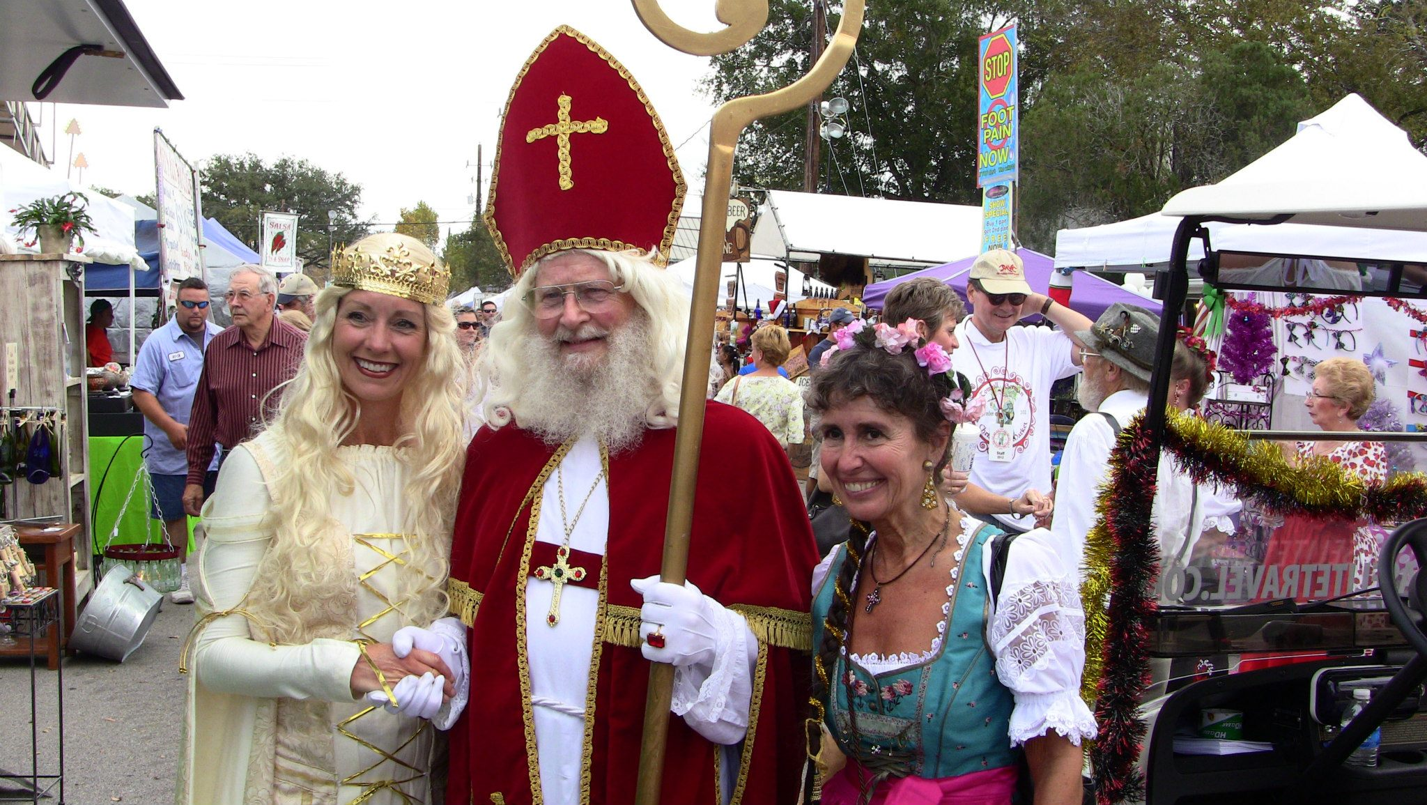 Tomball German Festival 2020.Tomball German Christmas Market Celebrates Area Heritage