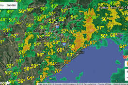 The National Weather Service has issued a flash flood watch for several Houston-area counties until Sunday evening.