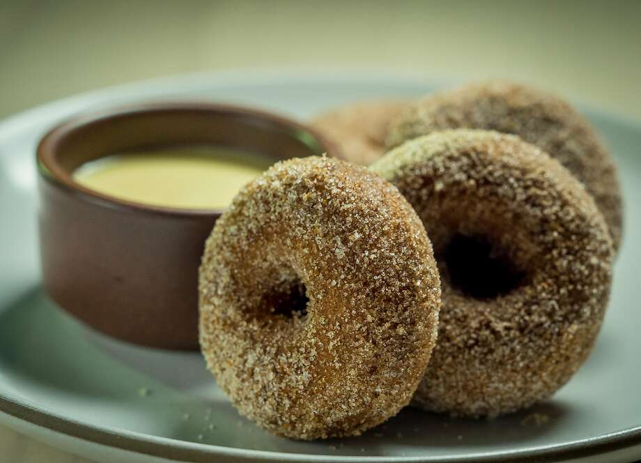 Buckwheat doughnuts at the Morris. Photo: John Storey, Special To The Chronicle