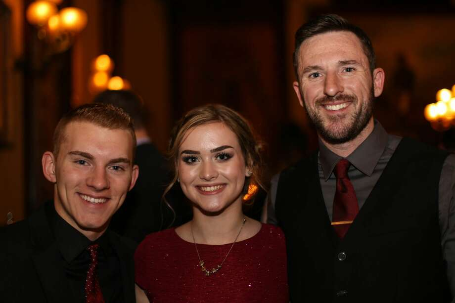 Were you SEEN at The Donna M. Crandall Memorial Foundation's 16th anniversary Emerald Eve, a fundraiser for cystic fibrosis patients held at the Canfield Casino in Saratoga Springs on Friday, December 2, 2016? Photo: Erin Nagy