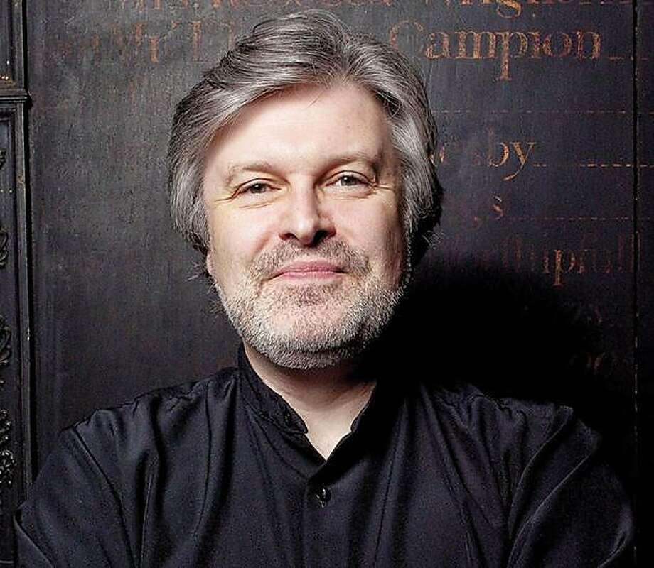 Scottish composer James MacMillan's piece debuted. Photo: Philip Gatward