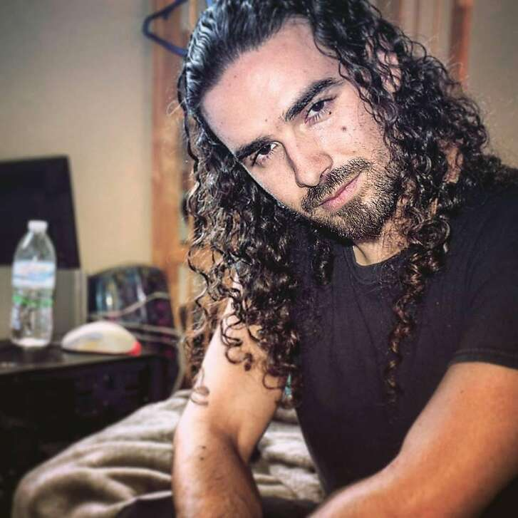Brandon Chase Wittenauer, an electronic musician from Hayward also known as Nex Iuguolo, was reported missing by his family after a massive warehouse fire in Oakland on Dec. 2, 2016. Photo courtesy Wittenauer family