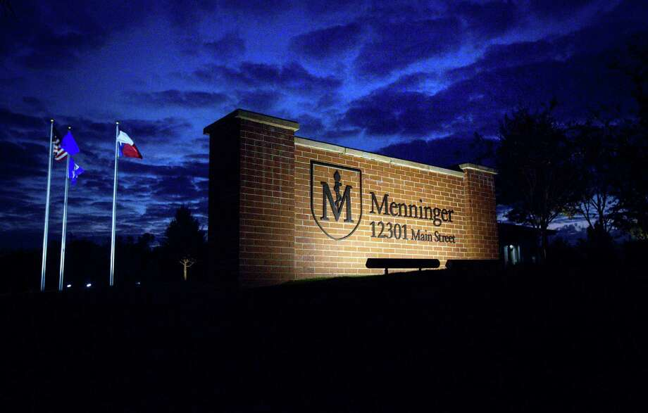 The Menninger Clinic moved to Houston from Topeka, Kan., in 2003 to be in a bigger market. Photo: Jon Shapley, Staff / © 2015  Houston Chronicle