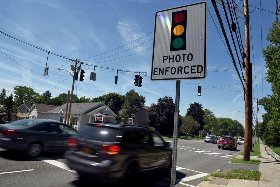 Churchill: Are red-light cameras making Albany safer? - Times Union
