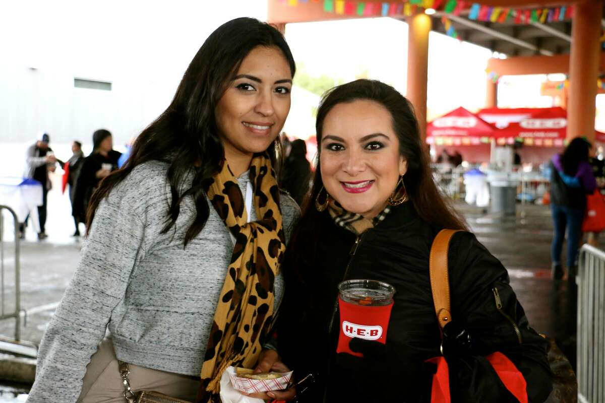 Not even heavy rain, nor chilly temperatures could keep locals away from the prospect of delicious, fresh tamales. The Pearl was packed Saturday morning, Dec. 3, 2016, for the seventh annual Tamales! Holiday Festival. Culture and music seasoned the event that touts the city's love of tamales during the Christmas season.