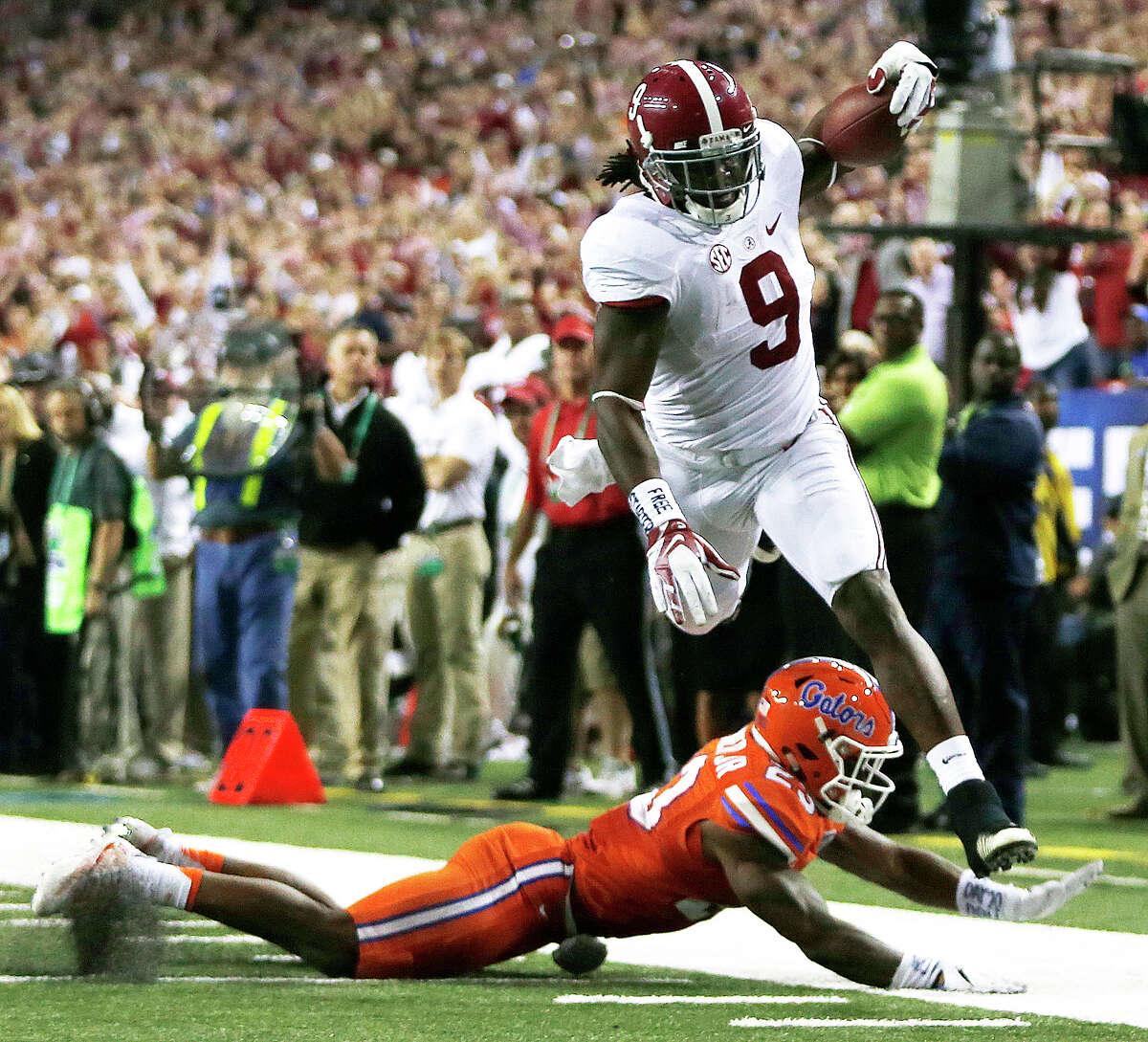 College football playoff No. 1 Alabama (13-0) vs. No. 4 Washington (12-1) 2 p.m. Dec. 31 (ESPN) Georgia Dome, Atlanta