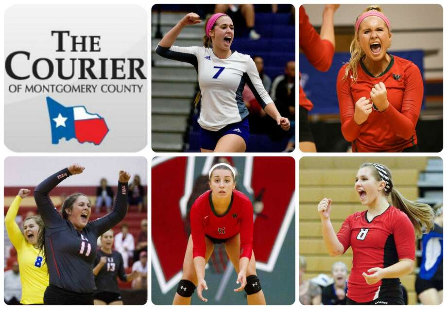 Willis' Abby Irvine, The Woodlands' Sophie Walls, Oak Ridge's Carly Graham, The Woodlands' Mia Primavera and Oak Ridge's Raigen Cianciulli are The Courier's nominees for Player of the Year.