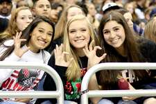 Fans of both Churchill and Steele showed Saturday at the Alamodome that more than pride was on the line for the Class 5A, Division II state quarterfinals.
