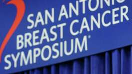 Dr. Virginia Kaklamani, leader of the Breast Cancer Program at the Cancer Therapy & Research Center in San Antonio and professor of medicine at the UT Health Science Center, moderates a news conference last December at the San Antonio Breast Cancer Symposium held at the Henry B. Gonzalez Convention Center.