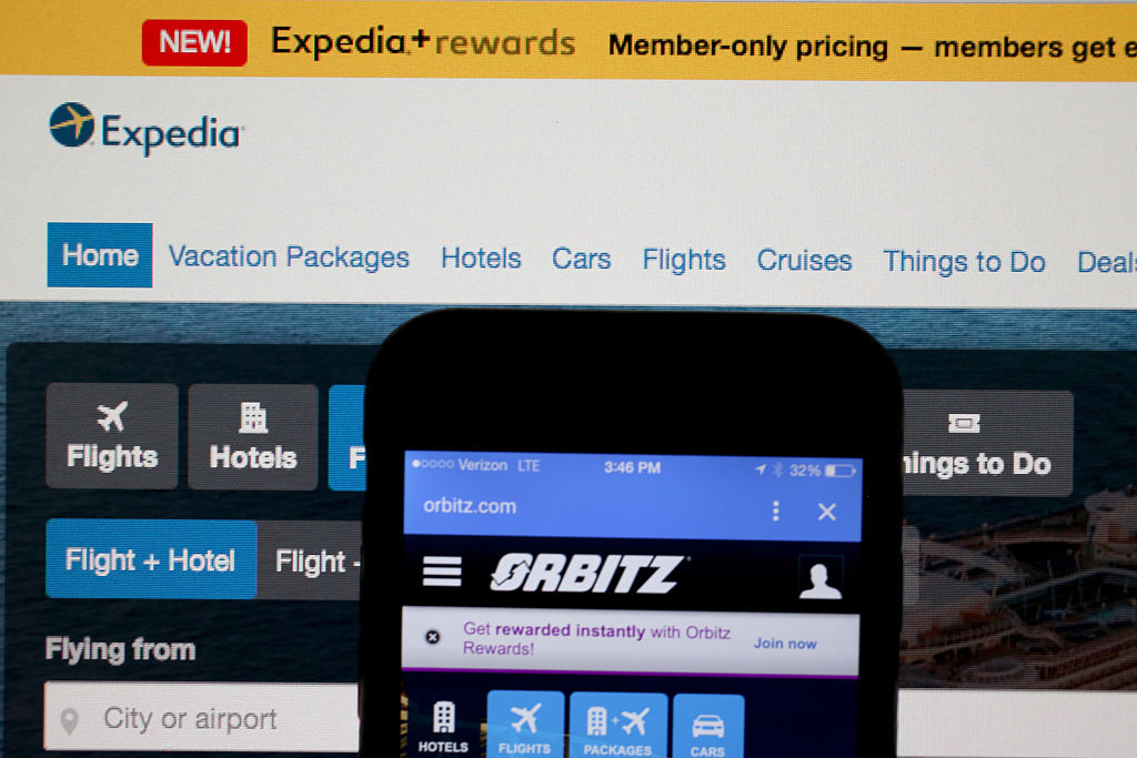 Tax-inflation lawsuit against Expedia adds Washington state claim