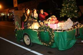 Harbor Beach held its annual Lighted Christmas Parade Saturday.