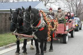 Elkton celebrated all things Christmas Saturday.