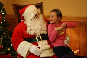 Christmas in Caseville was held Saturday.