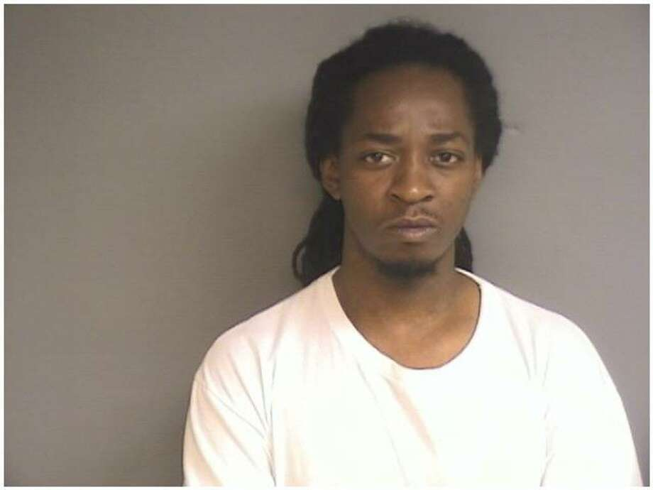 Darris Frazier, 30, of Stamford faces a rape trial. Photo: Stamford Police / Contributed