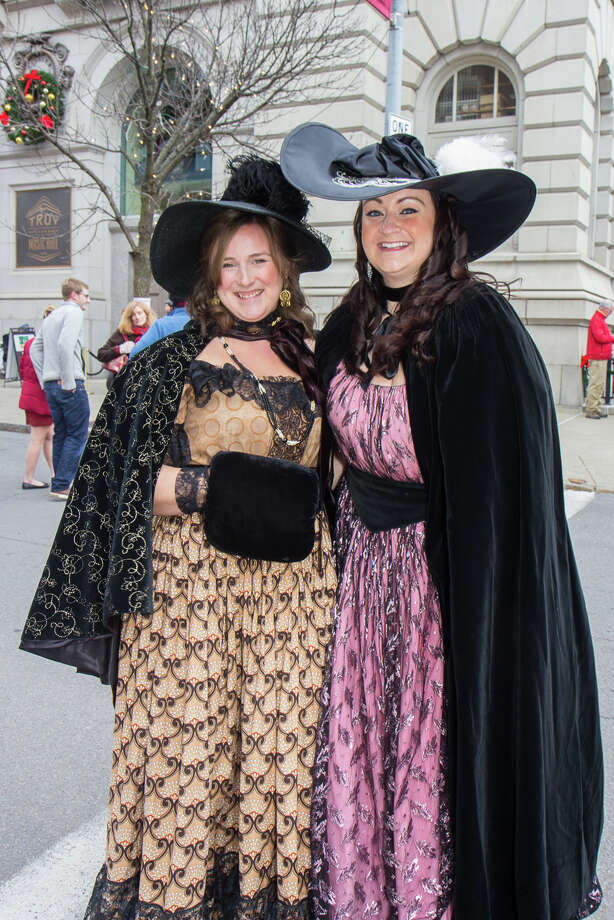 The 36th AnnualTroy Victorian Strollwill be held Sunday in downtown Troy.Learn more. Photo: Brian Tromans