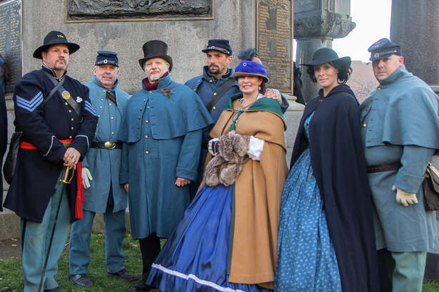 Were You Seen at the 34th Annual Troy Victorian Stroll on Sunday, December 4, 2016?