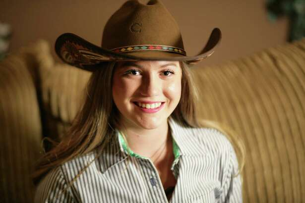 Ashlyn Wright will compete in the Junior National Finals Rodeo this weekend in Vegas. She will represent her hometown of Tarkington and the state of Texas.