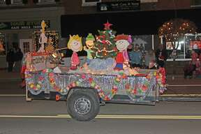 Cass City held its annual Lighted Christmas Parade on Saturday.