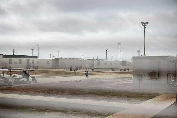 Some 12,800 immigrant children were in detention centers this month
